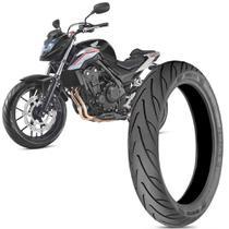 Pneu Moto Honda Cb500F Technic Aro 17 120/70-17 58v Dianteiro Stroker -