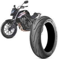 Pneu Moto Honda Cb500F Technic Aro 17 160/60-17 69v Traseiro Stroker -