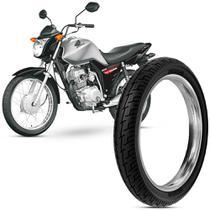 Pneu Moto Honda CG Fan Rinaldi Aro 18 90/90-18 57p Traseiro BS32 -
