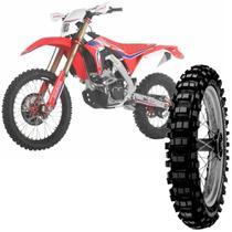 Pneu Moto Honda CRF 250 Metzeler Aro 18 110/100-18 64M NHS Traseiro MC4 -