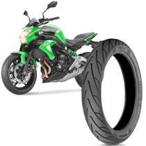 Pneu Moto Kawasaki ER-6N Technic Aro 17 120/70-17 58v Dianteiro Stroker -