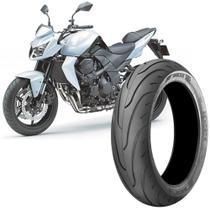 Pneu Moto Kawasaki Z750 Technic Aro 17 180/55-17 73v Traseiro Stroker -
