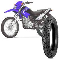 Pneu Moto NXR 125 Bros Levorin by Michelin Aro 17 110/90-17 60P Traseiro Dual Sport -