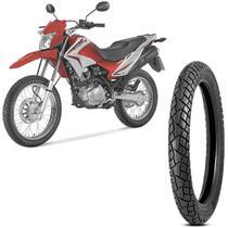 Pneu Moto Nxr 150 Bros Levorin Aro 19 90/90-19 52p Dianteiro Dual Sport -