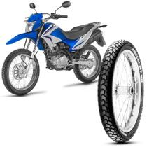 Pneu Moto Nxr 150 Bros Pirelli Aro 19 90/90-19 52p Dianteiro Mt60 -