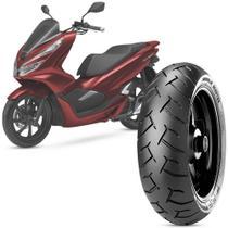 Pneu Moto PCX 150 Pirelli Aro 14 100/90-14 57P Traseiro Diablo Scooter -