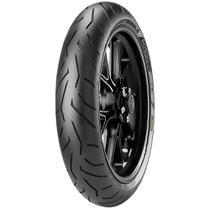 Pneu Moto Pirelli Aro 17 120/70r17 58w Dianteiro Diablo Rosso 2 -