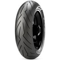 Pneu Moto Pirelli Aro 17 180/55r17 73w Traseiro Diablo Rosso 3 -