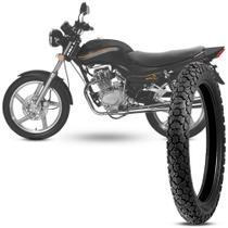 Pneu Moto Seta 125 Levorin Aro 18 80/100-18 47p M/C Dianteiro Dingo Evo -