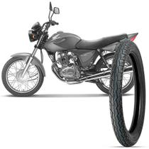 Pneu Moto Titan 150 Levorin by Michelin Aro 18 80/100-18 47p M/C Dianteiro Matrix -