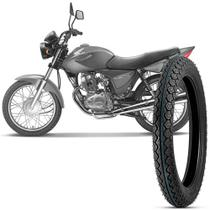 Pneu Moto Titan 150 Levorin by Michelin Aro 18 90/90-18 57p M/C Traseiro Dakar Evo -