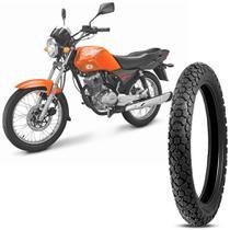 Pneu Moto Work 125 Levorin by Michelin Aro 18 80/100-18 47p M/C Dianteiro Dingo Evo -