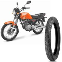 Pneu Moto Work 125 Levorin by Michelin Aro 18 90/90-18 57p M/C Traseiro Azonic TL -