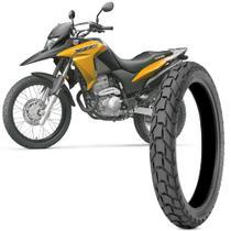 Pneu Moto Xre 300 Technic Aro 18 120/80-18 62s Traseiro T&C -