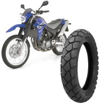 Pneu Moto XT 660R Technic Aro 17 130/80-17 65s Traseiro T&C Plus -