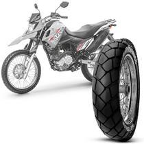 Pneu Moto Xtz 150 Crosser Metzeler Aro 17 110/90-17 60p Traseiro Tourance -