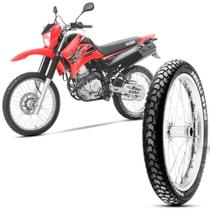 Pneu Moto Xtz 250 Lander Pirelli Aro 21 90/90-21 54s Dianteiro Mt60 -