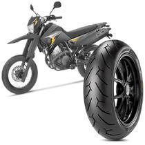 Pneu Moto XTZ 250 X Pirelli Aro 17 130/70r17 62h Traseiro Diablo Rosso 2 -