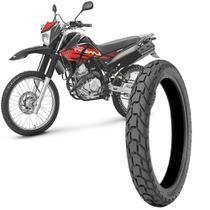Pneu Moto Xtz Lander Technic Aro 18 120/80-18 62s Traseiro T&C -