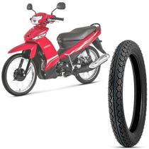 Pneu Moto Yamaha Crypton Levorin Aro 17 2.75-17 47p Dianteiro Traseiro Dakar Evo -