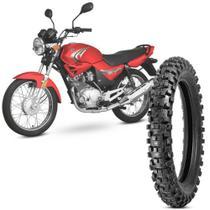 Pneu Moto Ybr 125 Levorin by Michelin Aro 18 90/90-18 Traseiro Raptor -