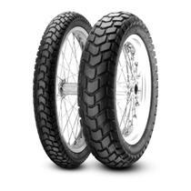 Pneu Pirelli 120/90-17 Mt60 (Tt) 64S (T) Nx 400 Falcon -