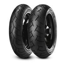 Pneu Scooter Pcx 150 Pirelli 57p Tl 100/90-14 E 90/90-14 Par -
