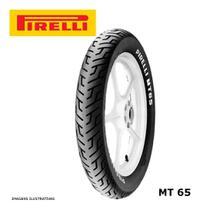 Pneu traseiro 100/90/18 mt65 Pirelli -