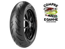 Pneu Traseiro Honda CB 250 f Twister Nova 140-70-17 Diablo Rosso 2 66H tl(SEM Câmara) - PIRELLI