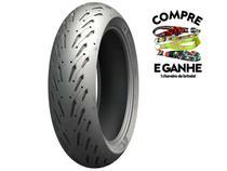 Pneu Traseiro Honda CB 500 r/ CB 500 f/ CB 500 x 160-60-17 Pilot Road 5 Michelin 69W tl(SEM Câmara) -
