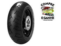 Pneu Traseiro Honda CB 600 f Hornet 180-55-17 Diablo Pirelli 73W tl(SEM Câmara) -
