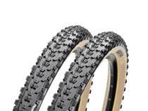 Pneus de Bicicleta Maxxis Ardent EXO Skinwall Faixa Bege 29 x 2.25 Mtb Kevlar Par -