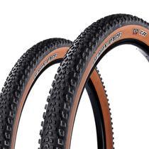 Pneus de Bicicleta Maxxis Rekon Race EXO Faixa Marrom 29 x 2.35 Mtb Kevlar Par -
