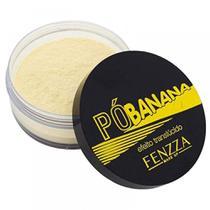 Pó Banana Facial Efeito Translúcido- FENZZA MAKE UP -