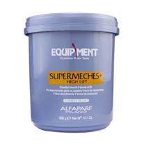 Pó Descolorante Alfaparf Equipment Supermeches+ High Lift 9 tons - 400g -