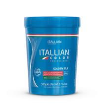 Pó Descolorante Itallian Color Golden Silk Dusty Free 500g -