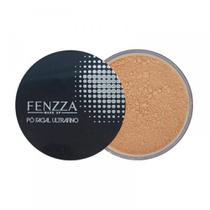 Pó Facial Ultrafino- FENZZA MAKE UP -