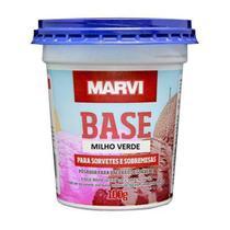 Pó P/ Sorvete Milho Verde 100g Marvi -