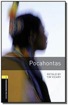 Pocahontas - oxford bookworms library 1 -