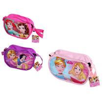 Pochet Princesas Disney Infantil Bolsinha 22 Cm - 139955 - Etilux