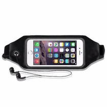 Pochete Corrida Fitness Cintura Porta Celular E Objetos -