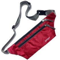 Pochete Fitness Porta Celular + Objetos p pratica d esportes -