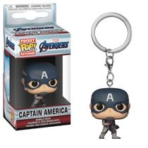 Pocket pop keychain chaveiro funko captain america avengers end game -