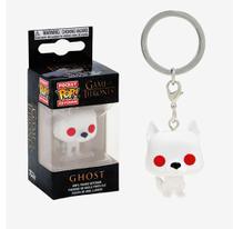 Pocket pop keychain chaveiro funko ghost game of thrones -