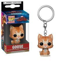 Pocket pop keychain chaveiro funko goose captain marvel -