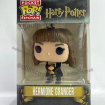 Pocket Pop Keychain Chaveiro Funko Harry Potter: Hermione Granger - Aliança Geek