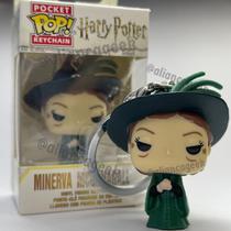 Pocket Pop Keychain Chaveiro Funko Harry Potter: Minerva McGonagall - Aliança Geek