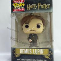 Pocket Pop Keychain Chaveiro Funko Harry Potter: Remus Lupin - Aliança Geek