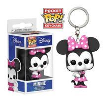 Pocket pop keychain chaveiro funko minnie disney -