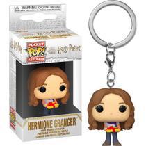 Pocket Pop Keychain Hermione Holiday Harry Potter Chaveiro - Funko